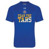 Under Armour Royal Tech Tee-Fear The Tars