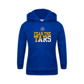 Youth Royal Fleece Hood-Fear The Tars