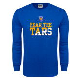 Royal Long Sleeve T Shirt-Fear The Tars