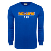 Royal Long Sleeve T Shirt-Dad