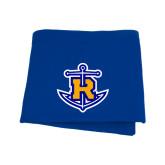 Royal Sweatshirt Blanket-Official Logo