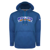 Under Armour Royal Performance Sweats Team Hood-Lacrosse