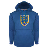 Under Armour Royal Performance Sweats Team Hood-Soccer Shield