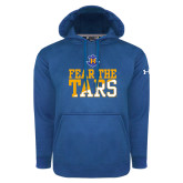 Under Armour Royal Performance Sweats Team Hood-Fear The Tars