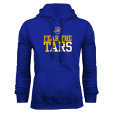 Royal Fleece Hoodie-Fear The Tars