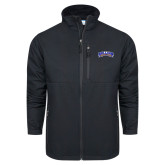 Columbia Ascender Softshell Black Jacket-Arched Rollins Tars