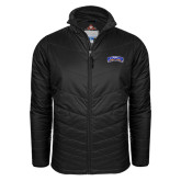 Columbia Mighty LITE Black Jacket-Arched Rollins Tars