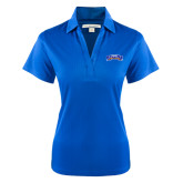 Ladies Royal Performance Fine Jacquard Polo-Arched Rollins Tars