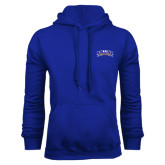 Royal Fleece Hoodie-Arched Rollins Tars