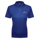Ladies Royal Dry Mesh Polo-Arched Rollins Tars