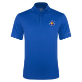 Columbia Royal Omni Wick Drive Polo-Official Logo