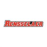 Medium Decal-Rensselaer, 8 in Wide