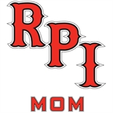 Mom Decal-RPI, 6 in Tall