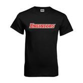 Black T Shirt-Engineers