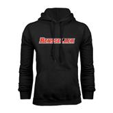 Black Fleece Hoodie-Rensselaer