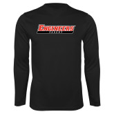 Performance Black Longsleeve Shirt-Parent