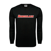 Black Long Sleeve TShirt-Rensselaer