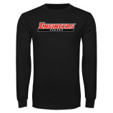 Black Long Sleeve TShirt-Parent