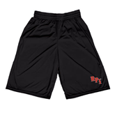 Russell Performance Black 10 Inch Short w/Pockets-RPI