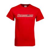Red T Shirt-Rensselaer