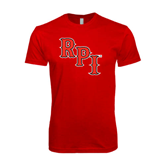 SoftStyle Red T Shirt-RPI