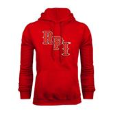 Red Fleece Hoodie-RPI