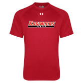Under Armour Red Tech Tee-Parent
