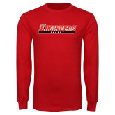 Red Long Sleeve T Shirt-Parent