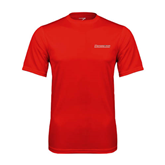 Performance Red Tee-Rensselaer