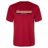 Performance Red Tee-Parent