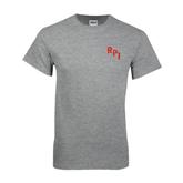 Grey T Shirt-RPI