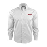 Red House White Long Sleeve Shirt-Rensselaer