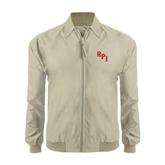 Khaki Players Jacket-RPI