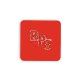 Hardboard Coaster w/Cork Backing-RPI