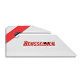 Angled Red Stripe Letter Opener-Rensselaer
