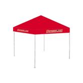 9 ft x 9 ft Red Tent-Rensselaer