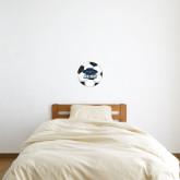 1 ft x 1 ft Fan WallSkinz-Primary on Soccer Ball