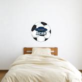 2 ft x 2 ft Fan WallSkinz-Primary on Soccer Ball