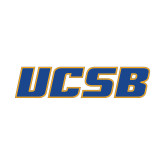 Small Decal-UCSB, 6 in. wide