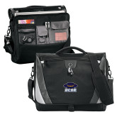 Slope Black/Grey Compu Messenger Bag-Primary