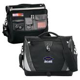Slope Black/Grey Compu Messenger Bag-Primary