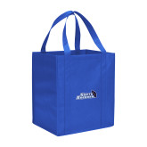 Non Woven Royal Grocery Tote-Santa Barbara with Hat