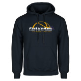Navy Fleece Hoodie-Fastbreakers Ticket and Legacy Holders