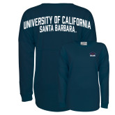 Navy Game Day Jersey Tee-Primary