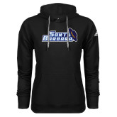 Adidas Climawarm Black Team Issue Hoodie-Santa Barbara with Hat
