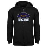 Black Fleece Full Zip Hoodie-Primary