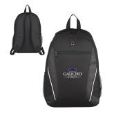 Atlas Black Computer Backpack-Gaucho Fund