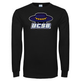 Black Long Sleeve T Shirt-Primary