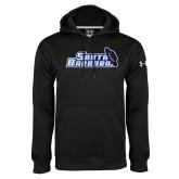 Under Armour Black Performance Sweats Team Hood-Santa Barbara with Hat