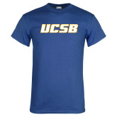 Royal T Shirt-UCSB